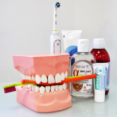 Profilaktyka i higiena jamy ustnej